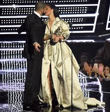 Home Design Show In Miami Rihanna And Drake Confirm Romance With Real Kiss In Miami Ny