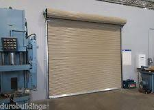 Janus Overhead Doors Roll Up Door Ebay