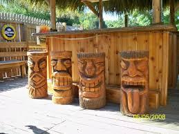 Backyard Tiki Bar Ideas Outdoor Tiki Bar Stools 96 Best Tiki Bar Ideas Images On Pinterest