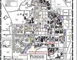 purdue map detailed directions purdue cytometry laboratories