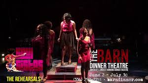 Barn And Dinner Theater Greensboro Nc Soul Sistas The Musical 2017 Rehearsals Youtube