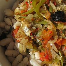 cuisiner poivrons verts haricots blancs fricassée de poivrons verts au basilic