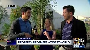 family home and garden property brothers at home and garden show this weekend youtube