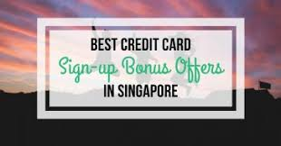 Best Business Credit Card Deals Best Business Credit Cards In Singapore