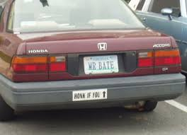 29 clever license plates that slipped past the dmv odometer com