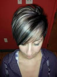 ways to low light short hair 13 best things i like images on pinterest grey hair going gray