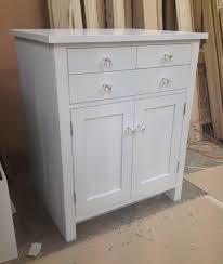 bespoke bathroom vanity units u2013 oak and painted dc furniture