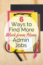 Administration Jobs Resume by Best 25 Administrative Jobs Ideas On Pinterest Admin Jobs