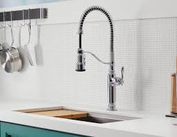 decor kitchen faucet copper kohler faucets kohler sterling shower