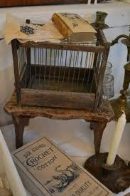 Shabby Chic Bird Cages by 519 Best Bird Cages Images On Pinterest Bird Houses Vintage
