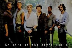 Knights Of The Round Table Names Tv From The Crypts Merlin Season 3