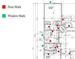 floor plan door detail floor plan explained 4 of 11 sater design collection