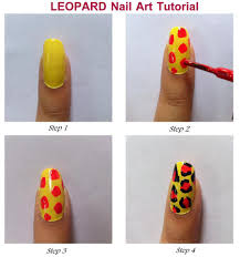 easy nail art tutorial for beginners u2013 inspiring nail art designs