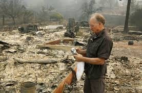 Ca Wildfire Training by Couple Killed In California Wildfire Wed 75 Years Wtop