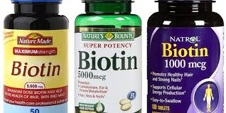 why you should be cautious of taking biotin for your hair skin