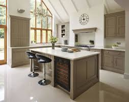 contemporary shaker kitchen modern shaker kitchen tom howley