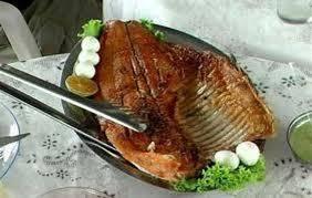 tambaqui na brasa picture of restaurante recanto do peixe