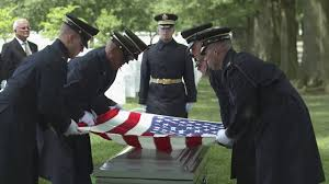 Interment Flag Col Paul E Wise Interment At Arlington National Cemetery Youtube