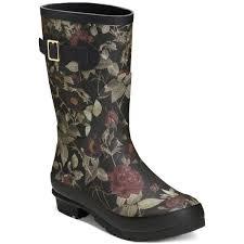 womens rubber boots size 9 best 25 floral wellington boots ideas on estate