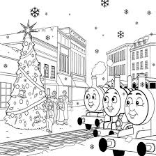 thomas train coloring pages print free toddlers