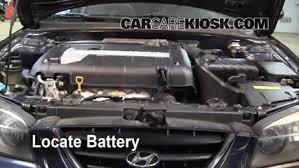 2002 hyundai accent battery how to clean battery corrosion 2001 2006 hyundai elantra 2005