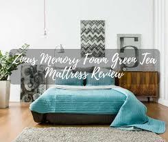 Zen Bedrooms Mattress Review Zinus Memory Foam 12 Inch Green Tea Mattress Review