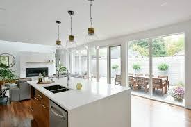 salon cuisine aire ouverte salon et cuisine aire ouverte top une cuisine ouverte avec table
