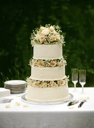 lovable homemade wedding cake homemade wedding cake recipe hgtv