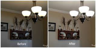 Ge Light Fixtures Ge Reveal Light Bulb Review Before After Images Light Bulb