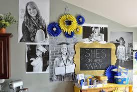 cheap graduation decorations photo wall for really cheap tidymom
