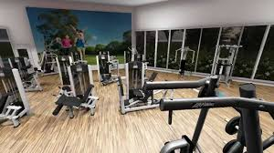 3d gym walkthrough video life fitness health and fitness layout