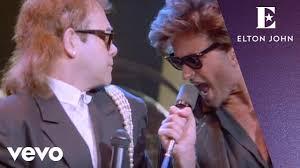 George Michael Youtube by Elton John Wrap Her Up Ft George Michael Youtube