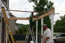 Building A Porch Roof Porch Roof Framing by Building A Porch Roof U2013 Birch Hill Developments U2013 Builders