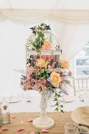 20 truly stunning wedding centrepieces birdcage wedding