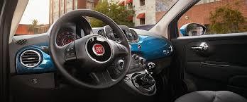 Fiat 500 Interior 2017 Fiat 500 For Sale Macon Mcdonough Griffin Ga