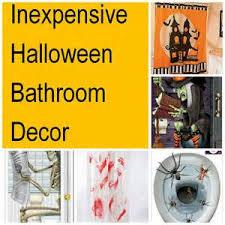 halloween bathroom decor webnuggetzcom halloween bathroom decor