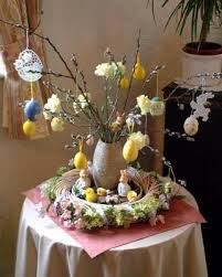 easter egg tree egg tree