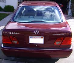 mercedes e diesel for sale 99 mercedes turbo diesel in san deigo ca 15k mbworld