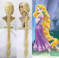 wig picture detailed picture movie tangled