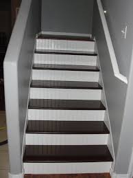 Staircase Laminate Flooring For Instant Beauty Add Elbow Grease Those Pesky Osb Stairs