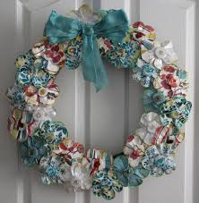 charming decoration using hanging bow ribbon colorful g as
