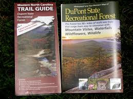 Avenza Pdf Maps New Dupont State Forest Map By Pisgah Map Company U2013 Wncoutdoors Info