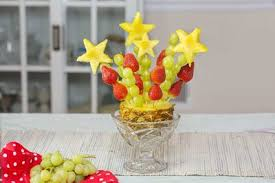 edible fruit arrangements how to make edible fruit arrangements with pictures ehow