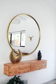 25 best ideas of modern gold mirrors