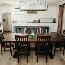 Dining Room Furniture Atlanta Rustic Trades Furniture Rustic Distressed Reclaimed Dining