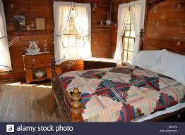 bedroom of carlton house circa 1885 from wauchula florida at
