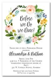 wedding rehearsal dinner invitations rehearsal dinner invitations