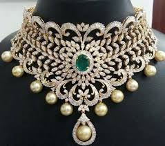 necklace choker design images 9 beautiful diamond choker necklace designs styles at life jpg