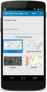 Esri Story Maps Arcwatch Create A Map Tour With Your Smartphone