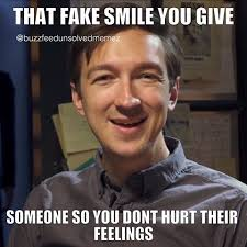 Fake Smile Meme - images about ryantist tag on instagram
